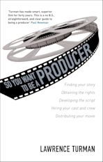 So You Want to be a Producer cover