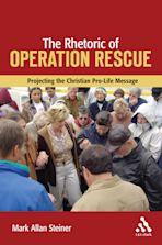 The Rhetoric of Operation Rescue cover