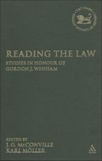 Reading the Law cover