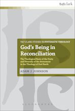 God's Being in Reconciliation cover
