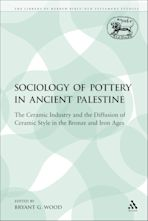 The Sociology of Pottery in Ancient Palestine cover