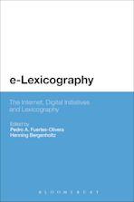 e-Lexicography cover