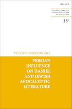 Persian Influence on Daniel and Jewish Apocalyptic Literature cover