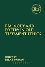 Psalmody and Poetry in Old Testament Ethics cover