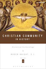 Christian Community in History Volume 1 cover