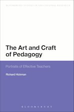 The Art and Craft of Pedagogy cover