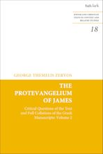 The Protevangelium of James Volume 2 cover