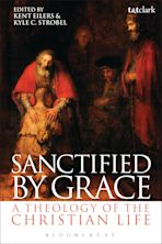 Sanctified by Grace cover