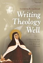Writing Theology Well 2nd Edition cover