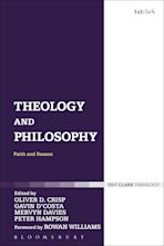 Theology and Philosophy cover