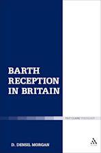 Barth Reception in Britain cover