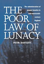 The Poor Law of Lunacy cover