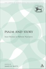 Psalm and Story cover