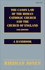 The Canon Law of the Roman Catholic Church and the Church of England 2nd edition cover