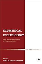 Ecumenical Ecclesiology cover