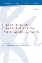 Characters and Characterization in the Gospel of John cover