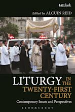 Liturgy in the Twenty-First Century cover