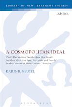 A Cosmopolitan Ideal cover