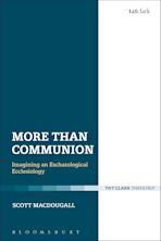 More Than Communion cover
