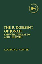 The Judgement of Jonah cover