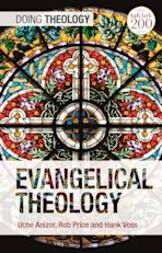 Evangelical Theology cover