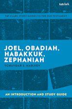 Joel, Obadiah, Habakkuk, Zephaniah cover
