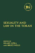 Sexuality and Law in the Torah cover
