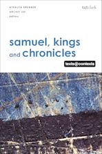 Samuel, Kings and Chronicles I cover