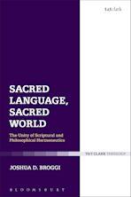 Sacred Language, Sacred World cover