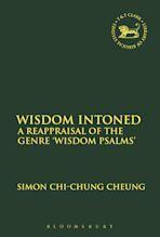 Wisdom Intoned cover
