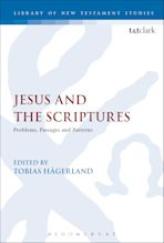 Jesus and the Scriptures cover