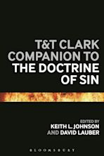 T&T Clark Companion to the Doctrine of Sin cover