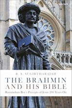 The Brahmin and his Bible cover