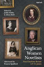 Anglican Women Novelists cover
