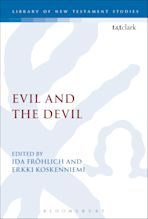 Evil and the Devil cover