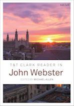 T&T Clark Reader in John Webster cover
