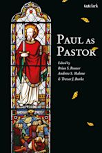 Paul as Pastor cover