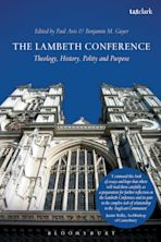 The Lambeth Conference cover