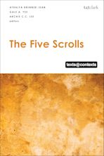 The Five Scrolls cover