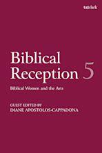 Biblical Reception, 5 cover