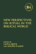 New Perspectives on Ritual in the Biblical World cover
