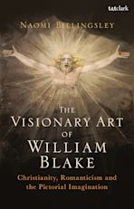 The Visionary Art of William Blake cover