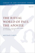 The Ritual World of Paul the Apostle cover