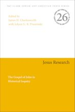 Jesus Research cover