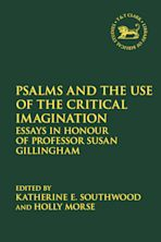 Psalms and the Use of the Critical Imagination cover