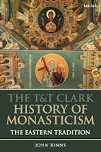 The T&T Clark History of Monasticism cover