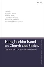 Church and Society: Opened by the Kingdom of God cover