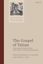 The Gospel of Tatian cover