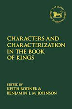 Characters and Characterization in the Book of Kings cover
