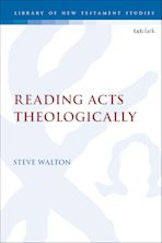 Reading Acts Theologically cover
